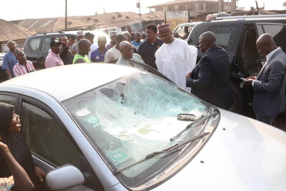 Nigeria Police Replies Statement By Senate President, Saraki On Recent Political Development In Kwara State