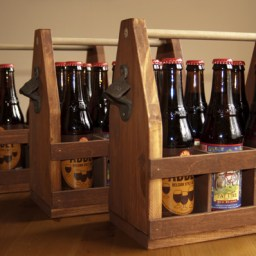 Beer Tote By The New Hobbyist
