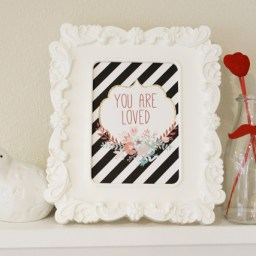 Free Valentines Printables by Soho Sonnet