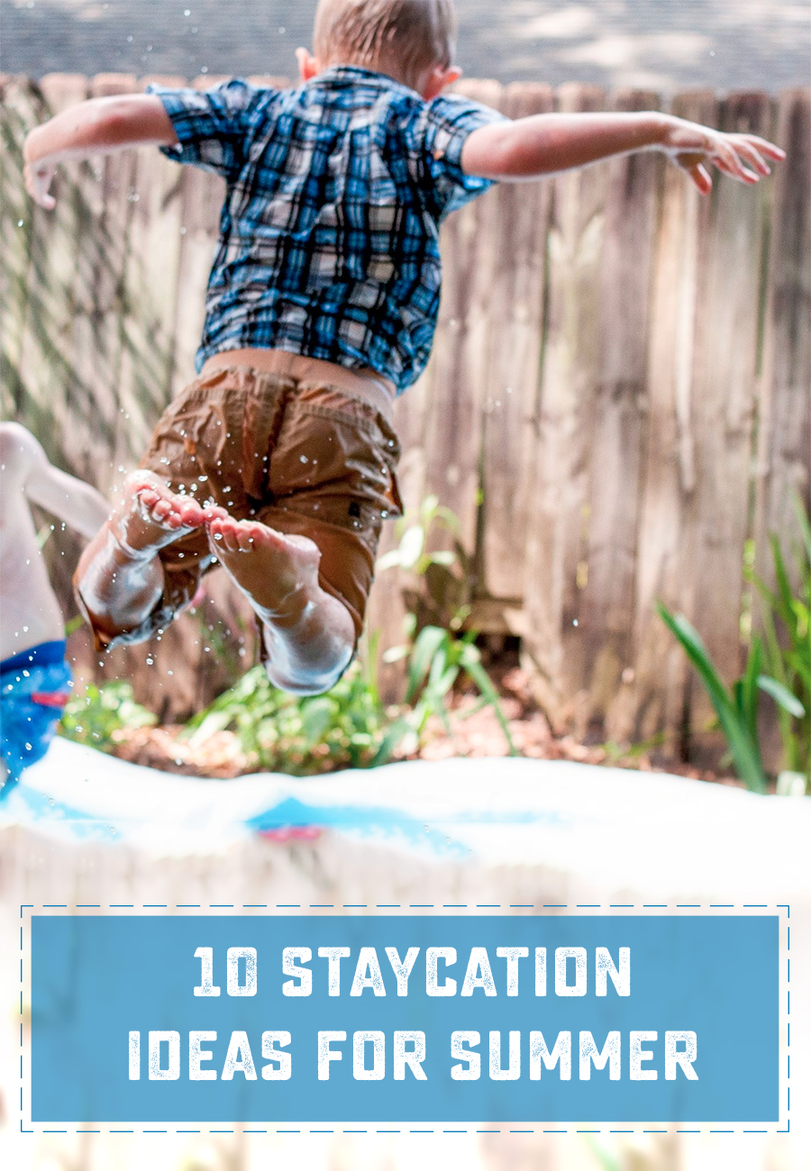 10 Summer Makeup Must Haves: 10 Great Staycation Ideas For Summer