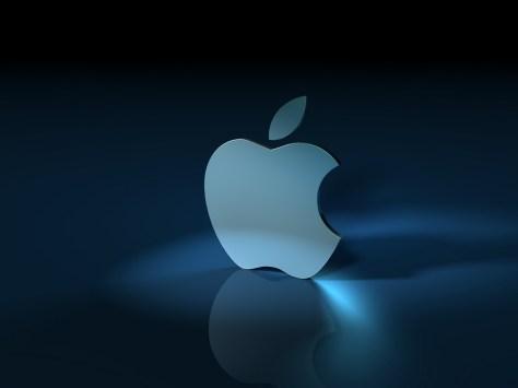 Apple logo (3D)