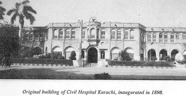 Civil Hospital, Karachi