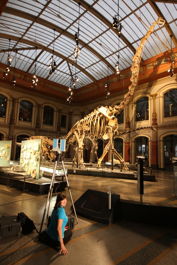 Berlin Brachiosaurus