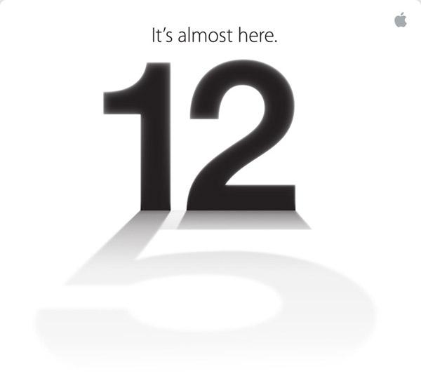 iPhone-5 event