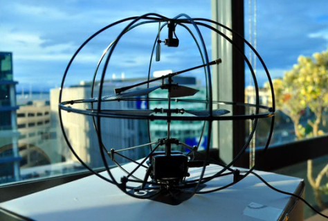 Orbit; Helicopter controlled by brain (Credit: Puzzlebox)