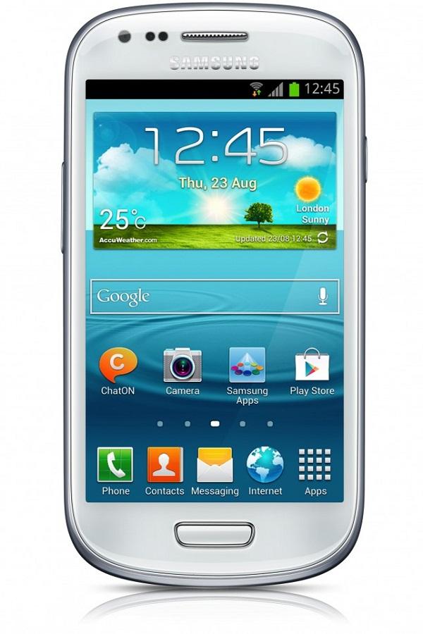 Samsung Galaxy S III Mini (Credit: appadvice.com)