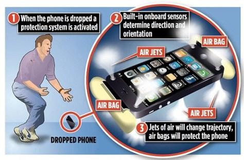 Smartphone Airbag demonstration