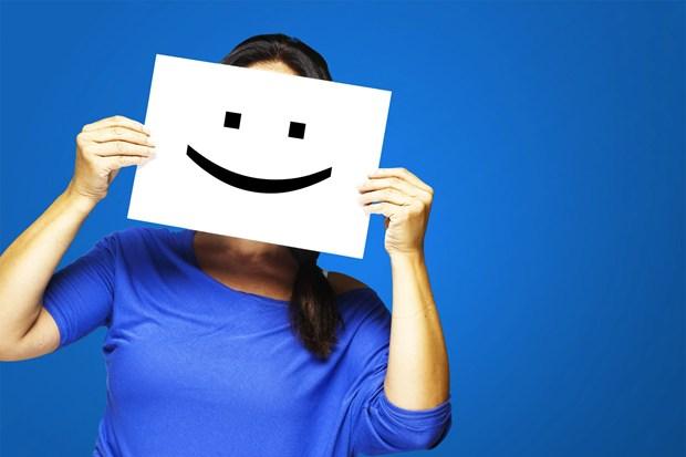 Happiness (Credit: Shutterstock)