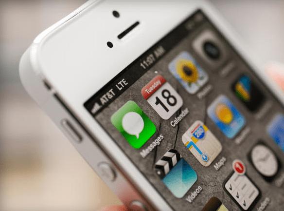 iPhone 5 (Credit: CNET)