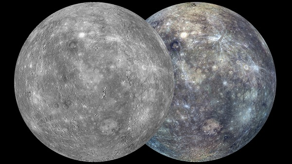 Mercury mapping