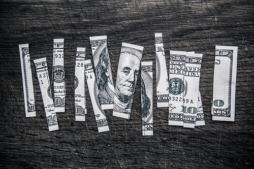 Money (Credit:Tax Credits/Flickr)