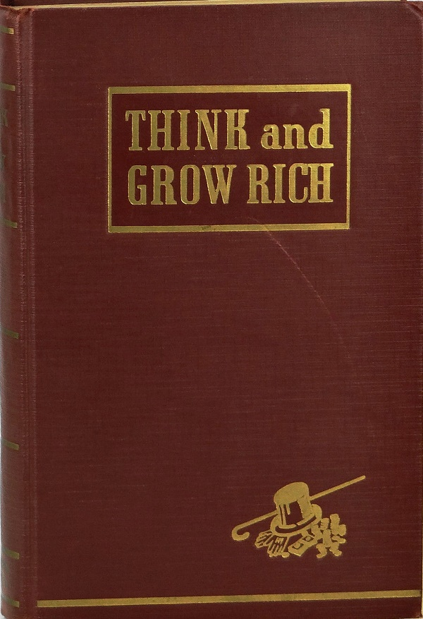 Think and Grow Rich by Napoleon Hill  A review  SayPeople