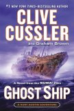 Visit: From Morocco to North Korea to the rugged coasts of Madagascar - Ghost Ship by Clive Cussler