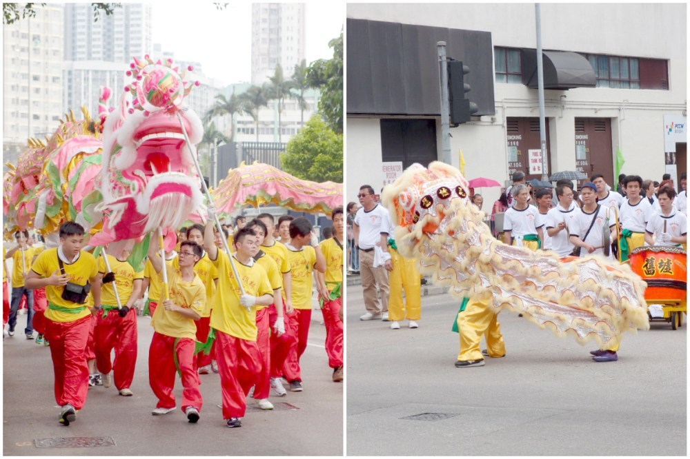 Travel & Documentary Photographer | Dragon and Lion Dance at Tin Hau Festival in Yuen Long Hong Kong