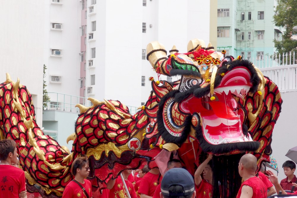 Travel & Documentary Photographer | Dragon Head Tin Hau Festival in Yuen Long Hong Kong