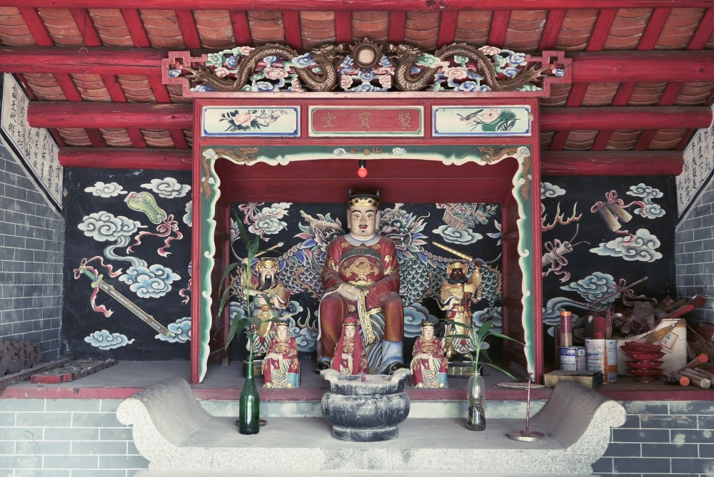 Travel Photographer | Yeung Hau Temple Ping Shan Heritage Trail Hong Kong