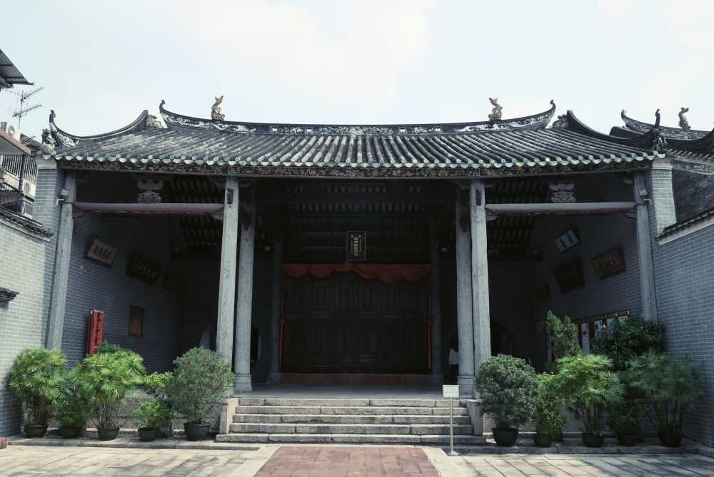 Travel Photographer | Ancestral Hall at Hang Tau Tseun Hong Kong