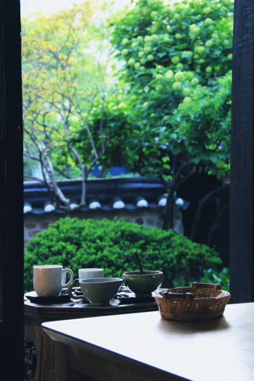 Travel Lifestyle Photographer | Suyeonsanbang (수연산방) Traditional Korean Teahouse Seoul South Korea
