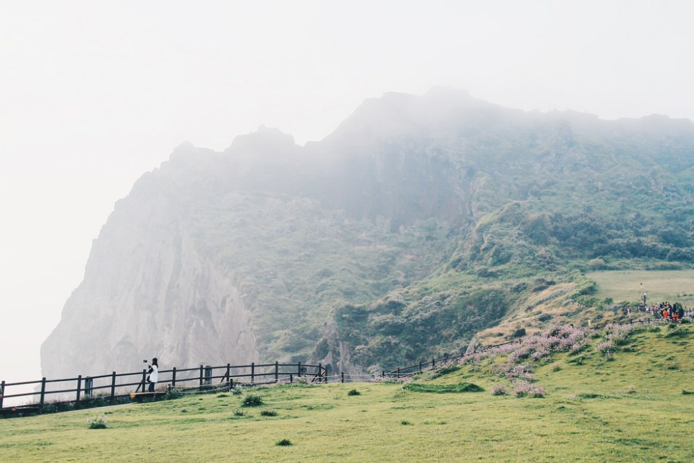 Travel Photographer | Seongsan Ilchulbong Peak [UNESCO World Heritage] (성산일출봉) Jeju South Korea