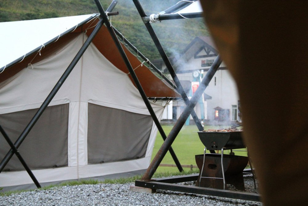 Travel Lifestyle Photographer | Glamping at Elysian Gangchon Ski Resort (엘리시안 강촌 스키장) South Korea