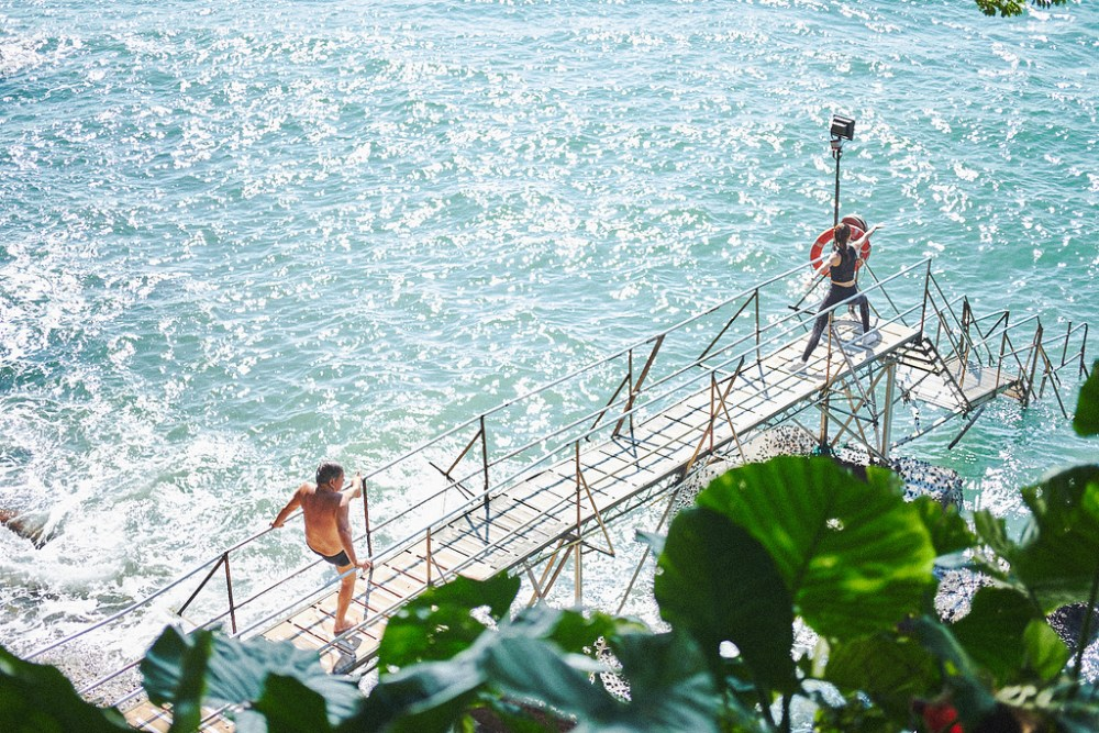 Travel Photographer | Sai Wan Swimming Shed Hong Kong