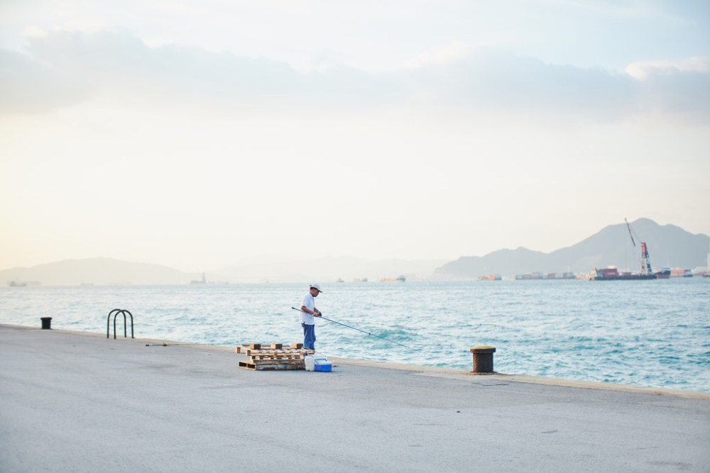 Photographer | Instagram Pier Hong Kong