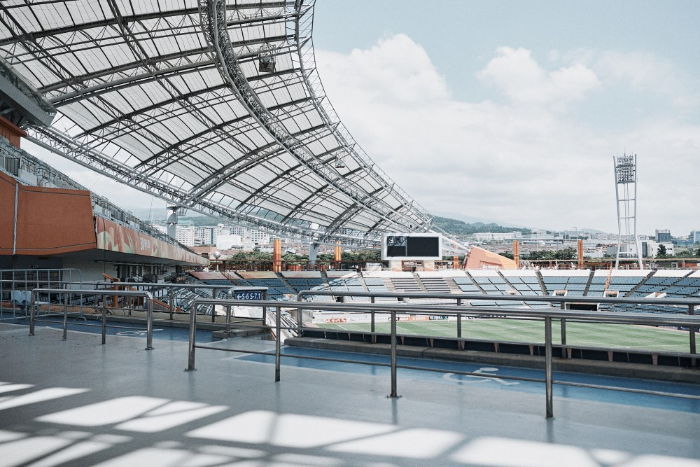 Jeju World Cup Stadium 4