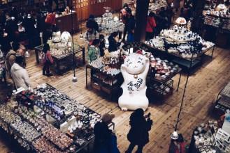 Freelance Travel Photographer | Otaru Music Box Museum Hokkaido Japan