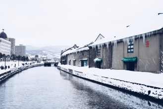Freelance Travel Photographer | Otaru Canal Hokkaido Japan
