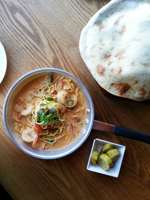 Freelance Travel Writer   What to eat in Seoul: Pasta with pickles