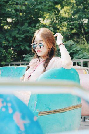 Fashion Photographer   용마랜드 (Yongmaland) Seoul South Korea