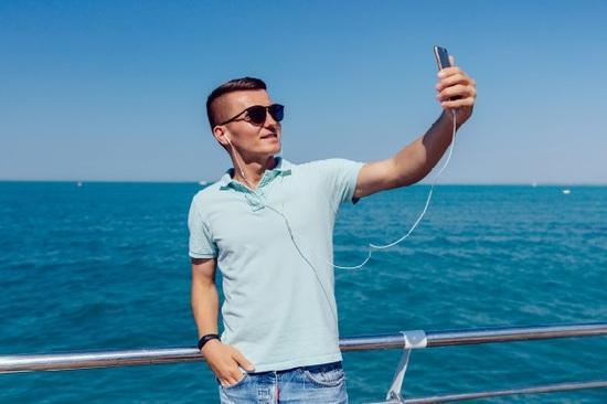 Paren 'Delayet Selfi