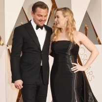 Kate and Leo - because friendship and he finally won