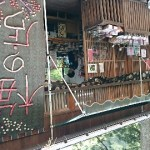 small shop at Haruna shinto shrine