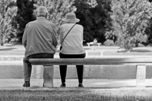 More scenes from parc de Sceaux, here an old couple resting on a bench, watching the world go by, so to speak. Thanks for your comments and faves, critique welcome! follow me on twitter • like my facebook page • tumblr • 500px All Rights Reserved, no reproduction without prior permission. © Alexander Ipfelkofer