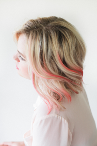 Tips for Temporary Hair Color - Say Yes