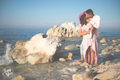 BEACH WEDDING STYLED SHOOT