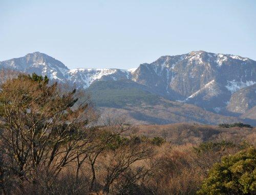 Mount Hallasan in Jeju, Korea