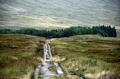 Hiking the West Highland Way