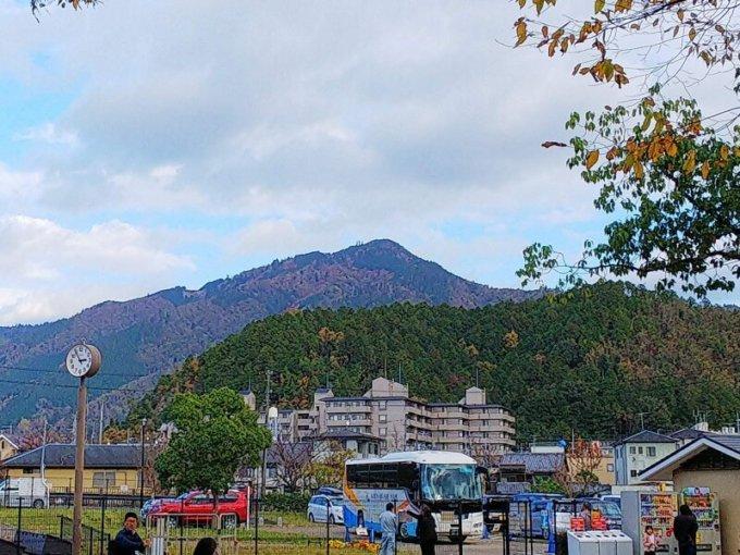 比叡山 子どもの楽園駐車場