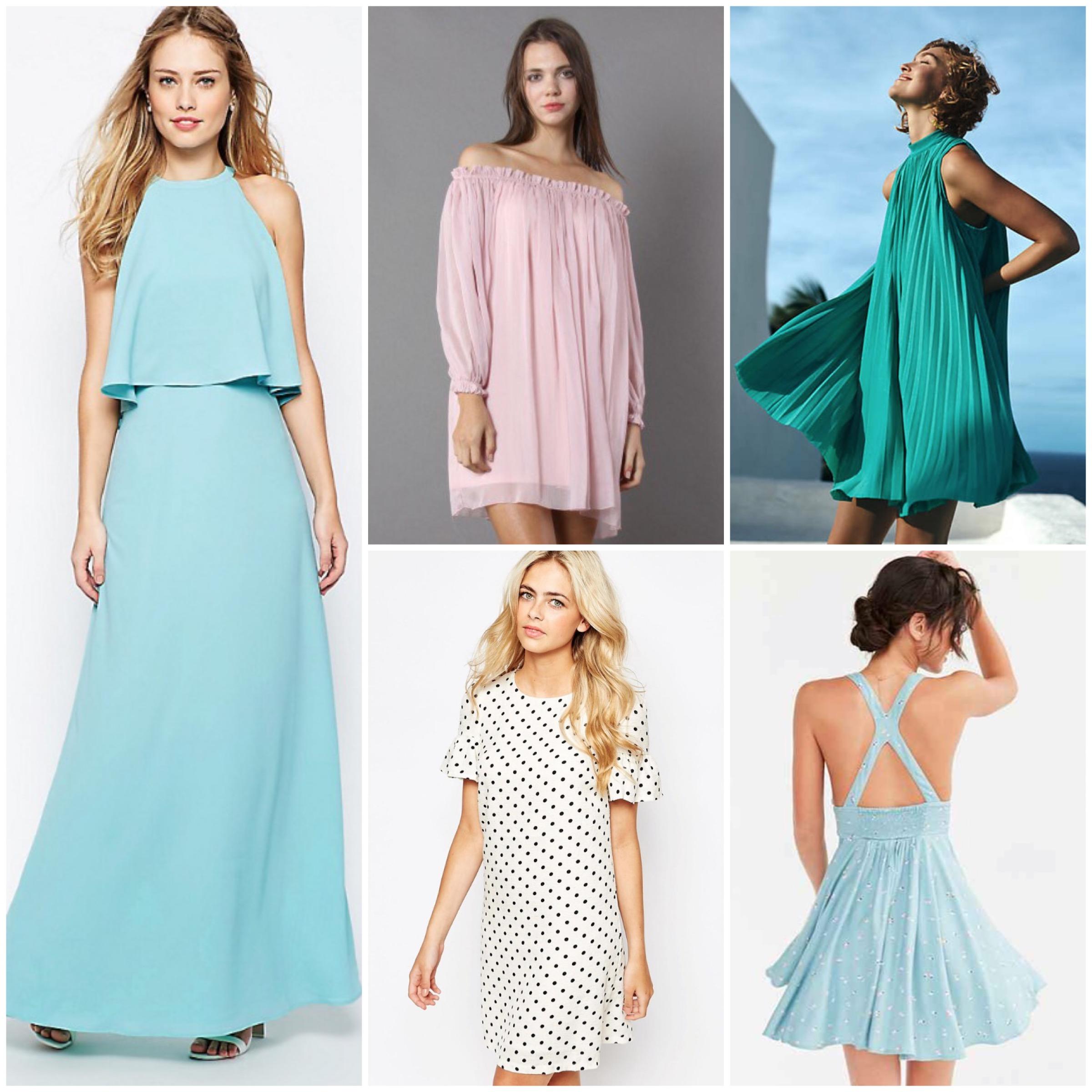 14 Cute Spring Dresses