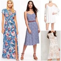 14 Cute Spring Dresses - Sazan