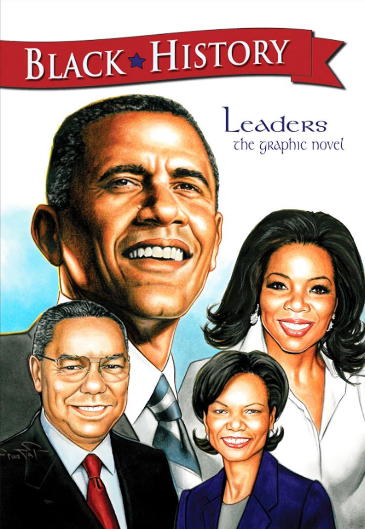 Black History comics