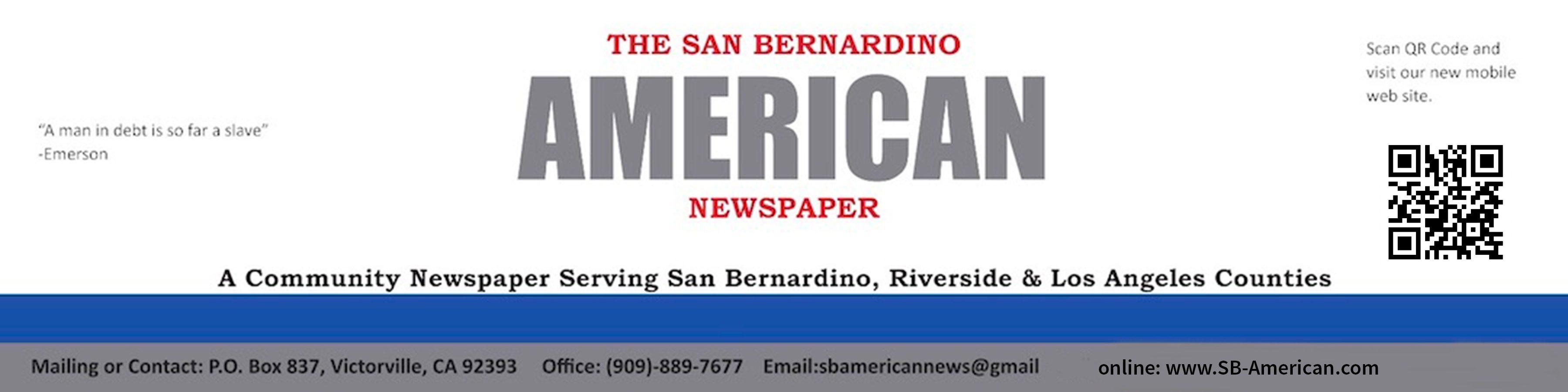 San Bernardino American News celebtates 50 Years!