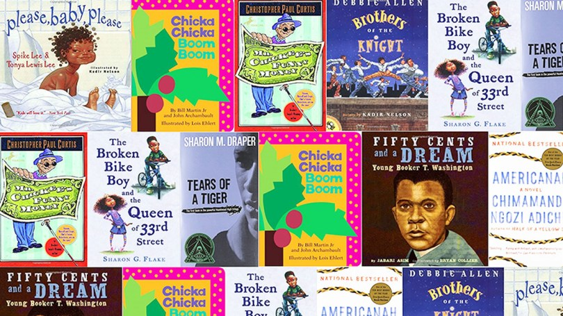 NNPA Buy Your Children More Books photo