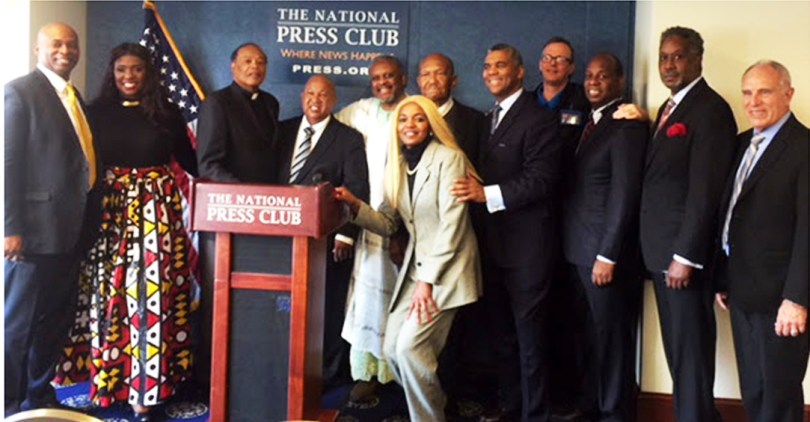 Members of the coalition of African American pastors PG 6