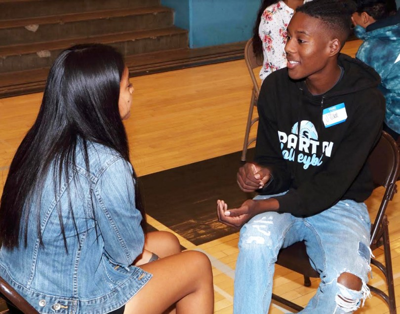 Students bring Synergy to San G