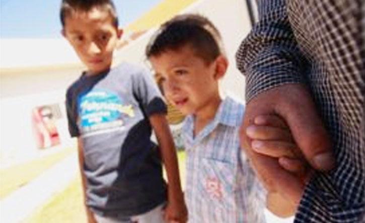Incarcerated Children