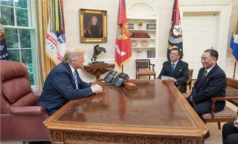 N Korea propose casino to Trump