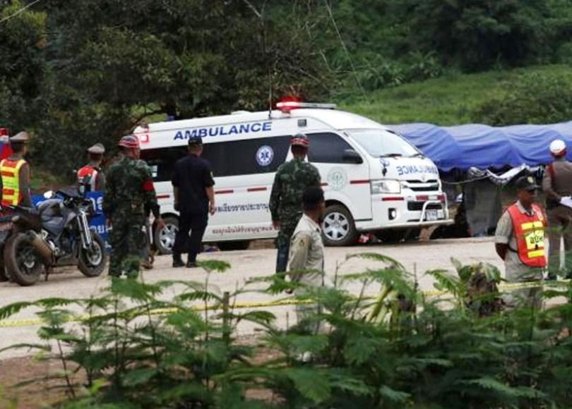 Thai Cave Rescue photo